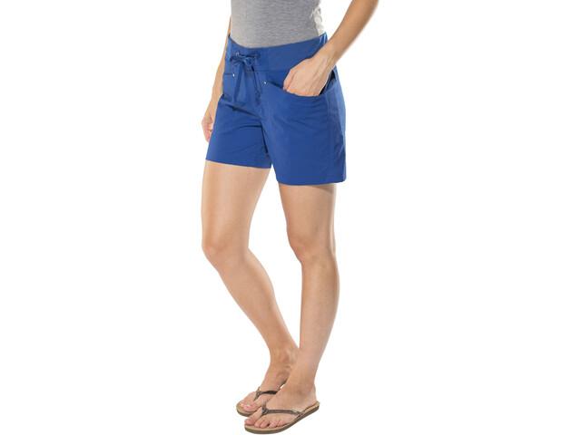 Royal Robbins Jammer - Pantalones cortos Mujer - azul